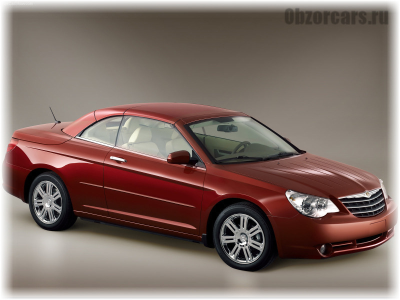Chrysler Sebring Convertible 2