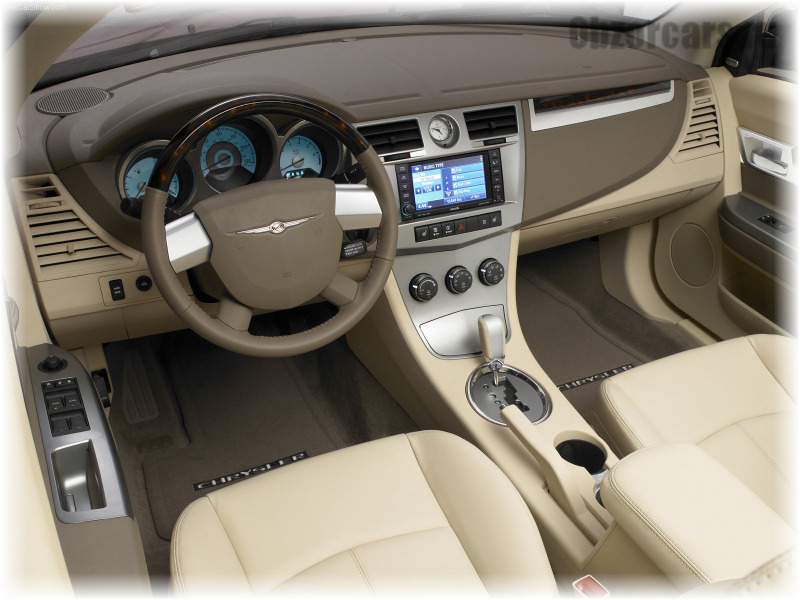 Chrysler Sebring Convertible 3