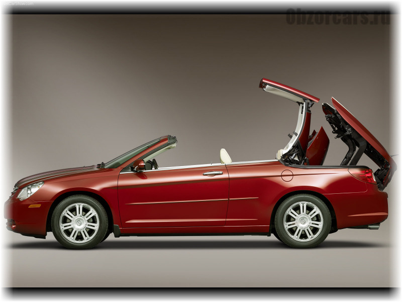 Chrysler Sebring Convertible 5