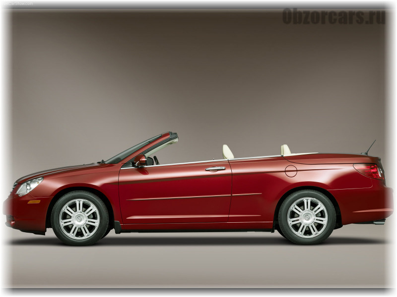 Chrysler Sebring Convertible 6