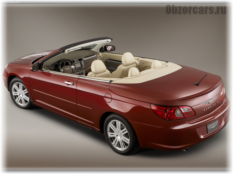 Chrysler Sebring Convertible 9